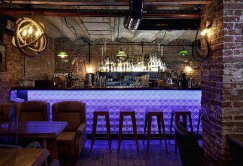 """Bar """"coscienza"""" (Perm, Russia): Indirizzo e menu"""