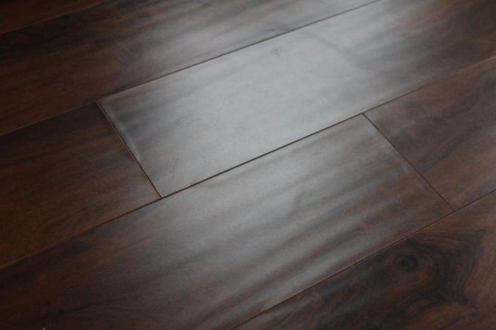 E se o laminado inchada como reparar laminado inchada - Reparar piso parquet ...
