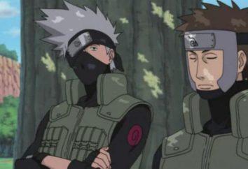 """Charakter von Yamato in """"Naruto"""""""