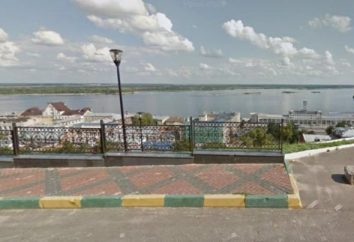 Beliebte Strände in Nizhny Novgorod