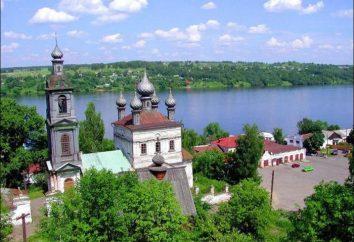 Ivanovo – Nizhny Novgorod: Ottieni indicazioni stradali