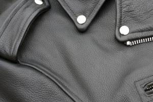 Comment nettoyer et comment laver veste en cuir à la maison?
