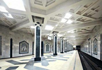 Metro (Kazań): Description