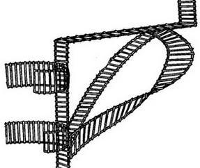 Treppen Cramer Reifen: Beschreibung und Verfahren zum Aufbringen von