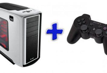 DualShock 3 Jak podłączyć do komputera?