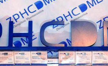 ZPHC: opinie, produkty