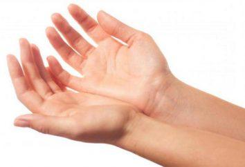 Rumień dłoni – zaczerwienienie symetryczne dłonie: Przyczyny i leczenie