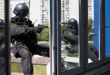 Zbiorniki Spraw Wewnętrznych Federacji Rosyjskiej. Rosyjski system organów ścigania
