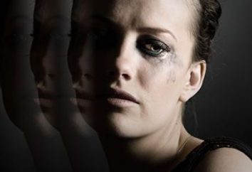 personnalité multiple. Les symptômes, les causes et les traitements.