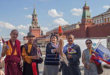 Il primo tempio buddista a Mosca