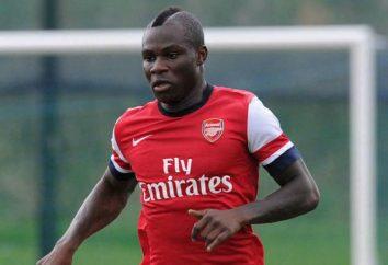El centrocampista ghanés Emmanuel Frimpong