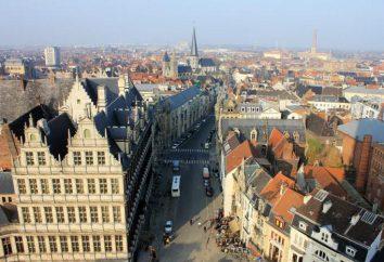 Gent (Belgien): Beschreibung, Geschichte und Sehenswürdigkeiten