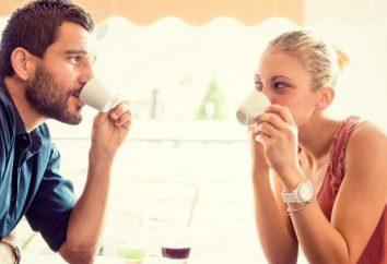 Cosa dire a un uomo? Conversazione di una donna con un uomo. Argomenti per la conversazione con un uomo