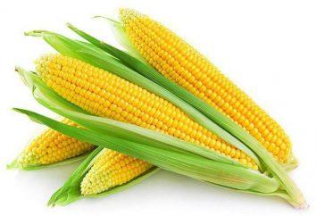 Jakie witaminy w kukurydzy gotowane?