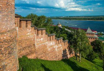 Atracciones y Puntos de Interés: Nizhny Novgorod