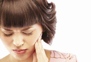 El enjuague el diente con el dolor: consejos prácticos, y examina la eficacia de