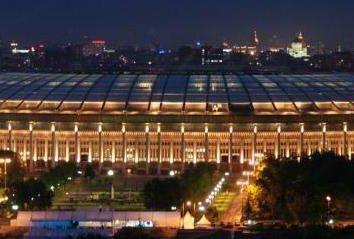 Estádio Central. Os melhores estádios do país