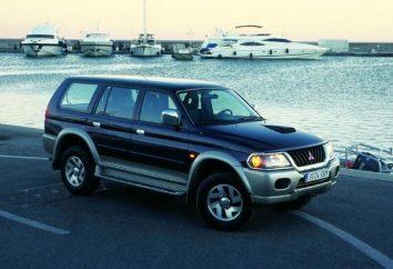 """I Generation """"Mitsubishi Pajero Sport"""" – Bewertungen des Eigentümer, und Überprüfung der legendären Offroad-Fahrzeuge"""