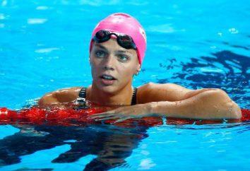 Natação, Yuliya Efimova: biografia dos membros das Olimpíadas no Rio