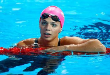 Natation, Yuliya Efimova: biographie Membre des Jeux Olympiques de Rio