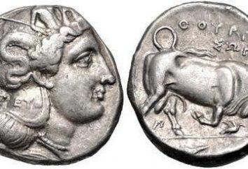 Dlaczego sen starożytnych monet? Co robi książka sen?