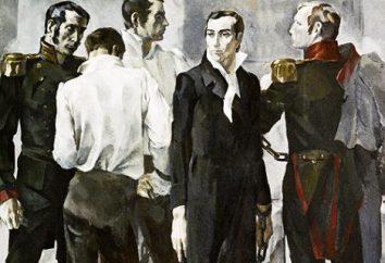 Powstanie Decembrist (krótko). Historia Rosji. Wyniki powstania Decembrist