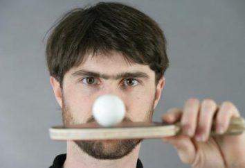 Table de ping-pong pour la rue – très amusant