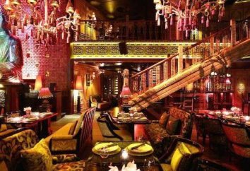 """Buddha Bar"", Moskwa: adres, menu, recenzje"