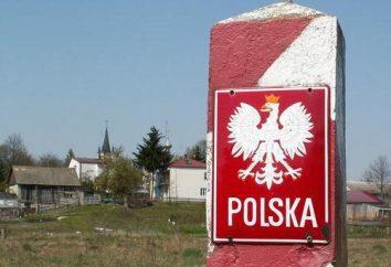 ¿Qué puestos fronterizos tiene Belarús? Fronteras de la República de Belarús
