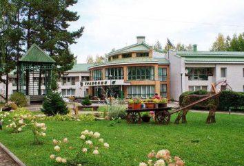 Belokurikha, sanatorium Tsentrosoyuz: opinie o turystach i zdjęciach