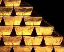 Dlaczego był spadek cen złota