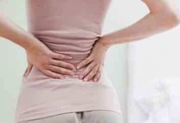 Como a massagem quando comprimindo o nervo ciático?