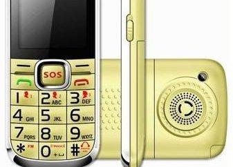 Telefon komórkowy Nokia H16: doskonałym urządzeniem dla emerytów i nie tylko