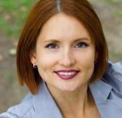 """Anna Bykova e il suo libro """"Self-bambino, o il modo di diventare"""" mamma pigro """""""""""