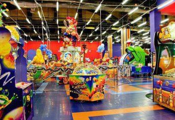 centros infantis de entretenimento em St. Petersburg: comentários, descrições, lista e comentários