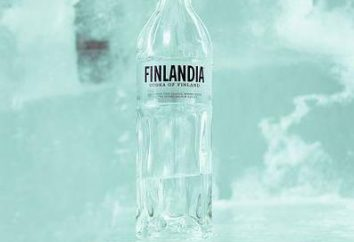 Vodka « Finlande »: fabricant, avis des espèces. Comment distinguer un faux?