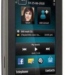 Nokia 5250: przegląd