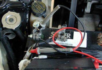 Leckstrom im Auto: wie der Tester Lampe zu überprüfen, Multimeter?
