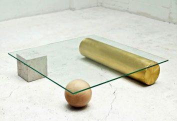 Wysokość stolika: standard. Jak wybrać stolik?