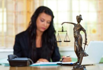 Pourquoi choisir la profession d'avocat? Avantages de la profession d'avocat