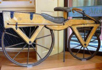 ¿Quién inventó la bicicleta – fondo alemán o ruso Dresen Artamónov?