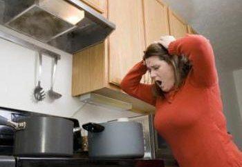 Jeśli pereperchila zupy, co robić? Porady doświadczonych gospodyń domowych