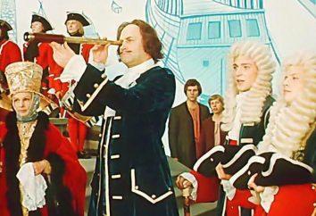 """la comedia musical """"El capitán del tabaco"""": actores y roles"""