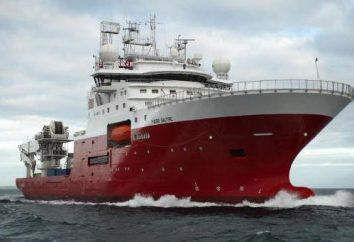 Silniki okrętowe: rodzaje, charakterystyka i opis. Schemat silników morskich