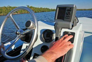 Angeln mit Sonar von einem Boot aus. Echolote für Fischerei von einem Boot: Bewertungen