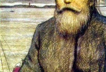 "Flyagina image d'Ivan dans l'histoire N. S. Leskova ""The Enchanted Wanderer"""