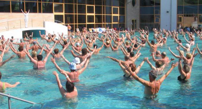 figur straffen mit schwimmen