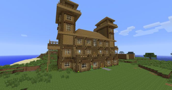 Jak Sprawic By Dom W Minecraft School Builder