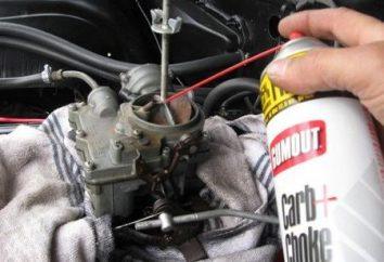 Comment le carburateur VAZ 2105?
