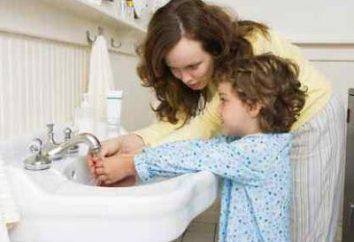 Wie das Kind verhärten: Beratung für Eltern